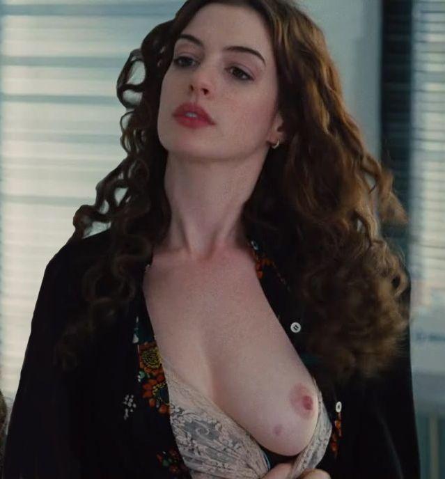 Se filtran fotos ntimas de Anne Hathaway - Marcacom