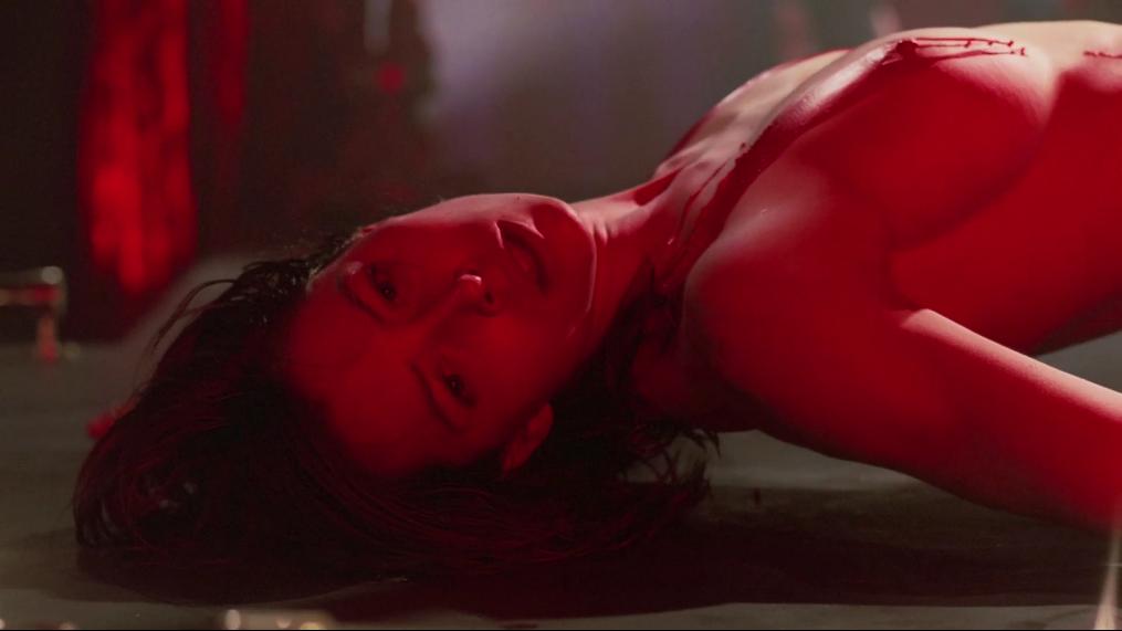 Jessica Biel desnuda video