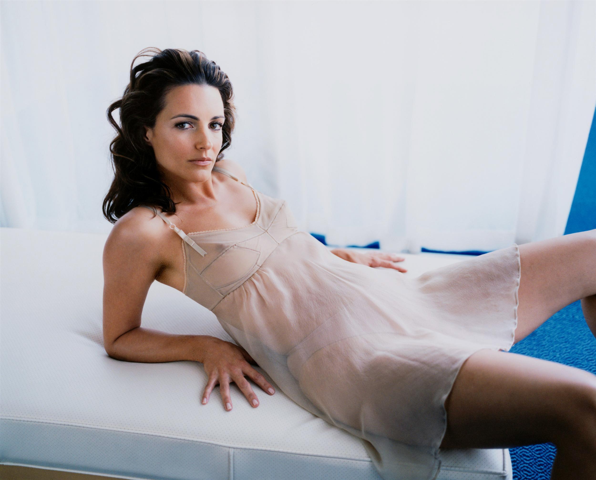 Kristin Davis desnuda