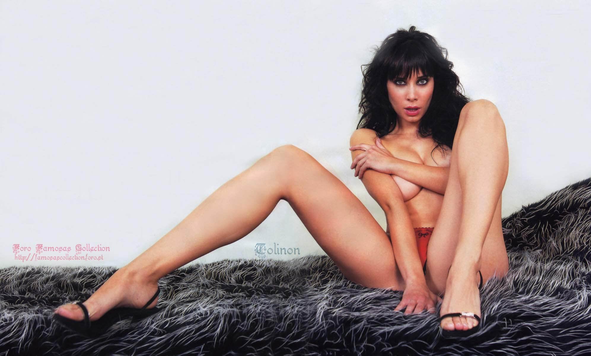 Pilar Rubio desnuda en Interviu y Sie7e