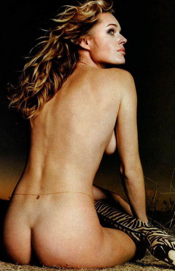 Rebecca romijn naked and sucking cock #15