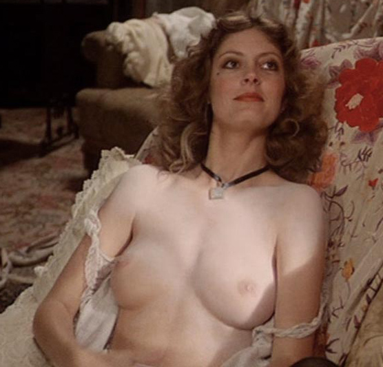 Susan Sarandon desnuda - Fotos y Vídeos -
