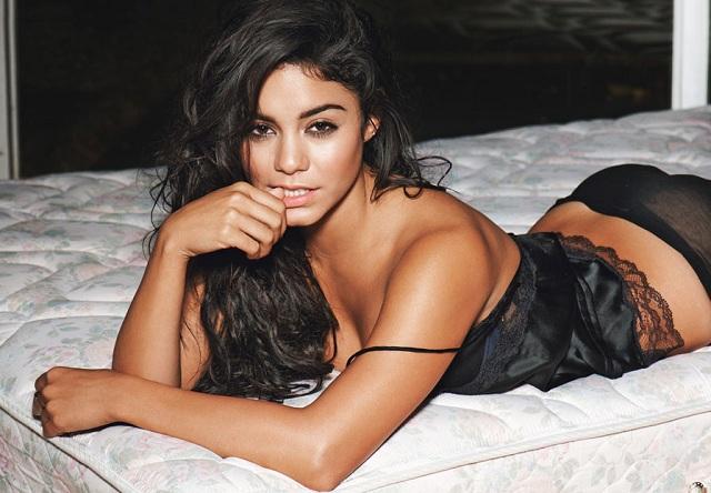 Imagen desnuda de Vanessa hudgens