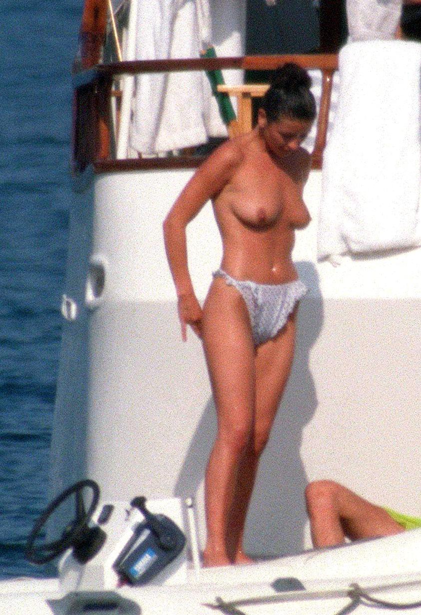 Fotos de desnudos de Catherine Zeta-Jones filtradas en