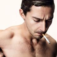 Shia LaBeouf desnudo en 'Nymphomaniac'