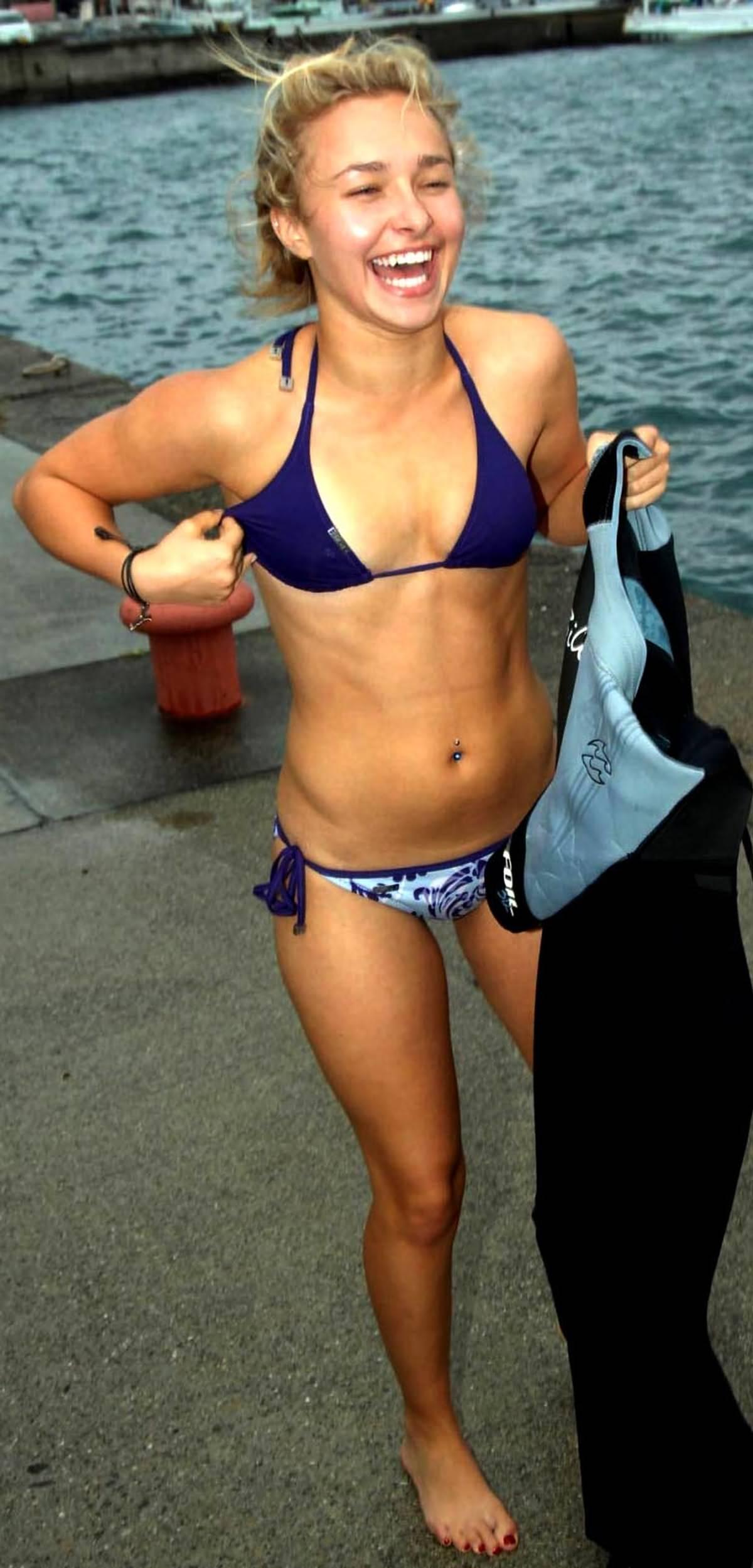Hayden Panettiere desnuda, la actriz de Hroes nueva