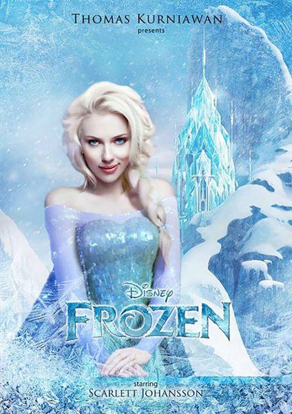 La protagonista de \'Frozen\' Elsa en \'Érase Una Vez\'   Cultture