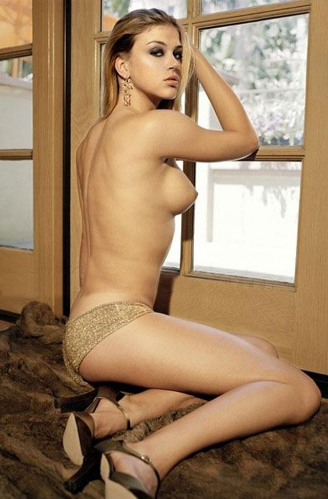 Adrianne Palicki Desnuda La Wonder Woman De Agents Of Shield Al