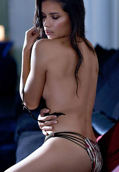 Victoria modelo secreto sem sexo
