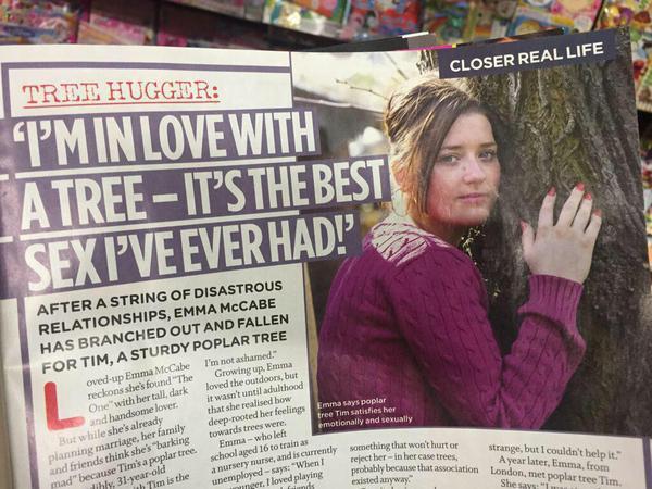 sexo con árbol