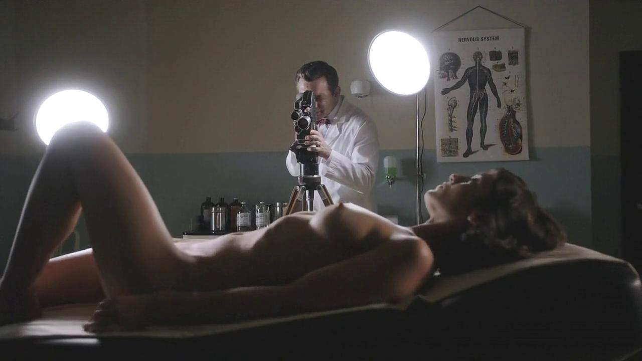 Desnudos de Masters of Sex