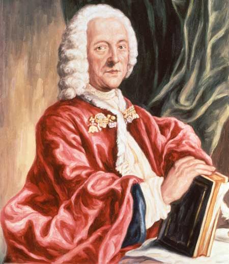 Résultat d'images pour georg friedrich Telemann