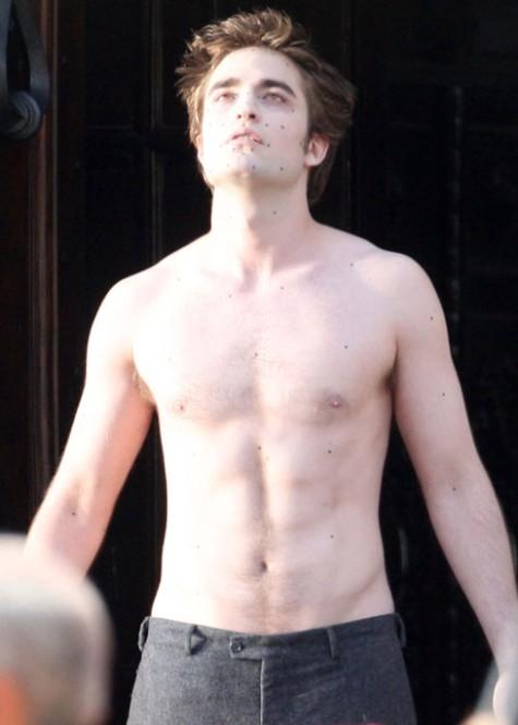 Kristen Stewart, sus fotos desnuda sin Robert Pattinson