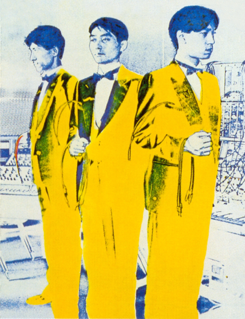 Yellow Magic Orchestra Mass