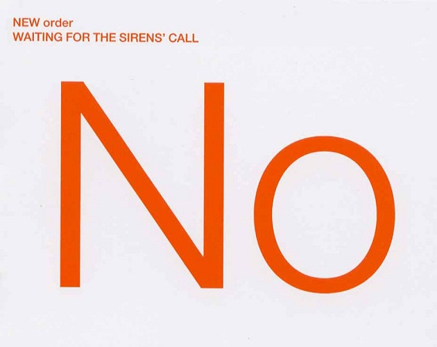 New Order lanzará 6 canciones inéditas de 'Waiting for the sirens call'