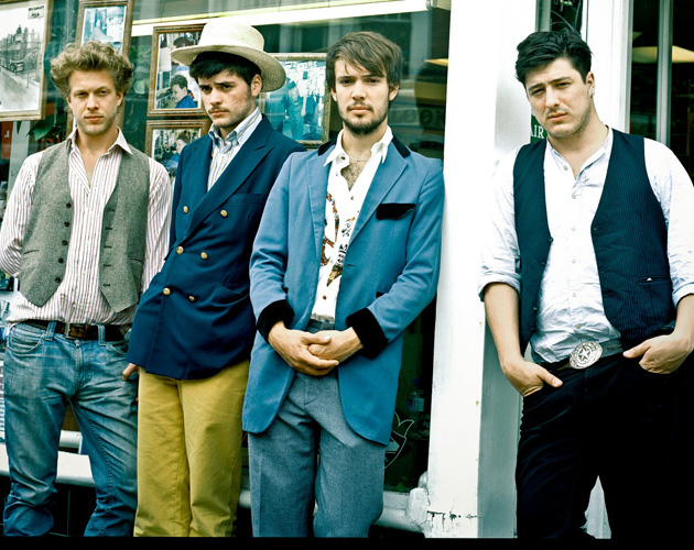 Nueva canción de Mumford & Sons: 'Ghost that we knew'