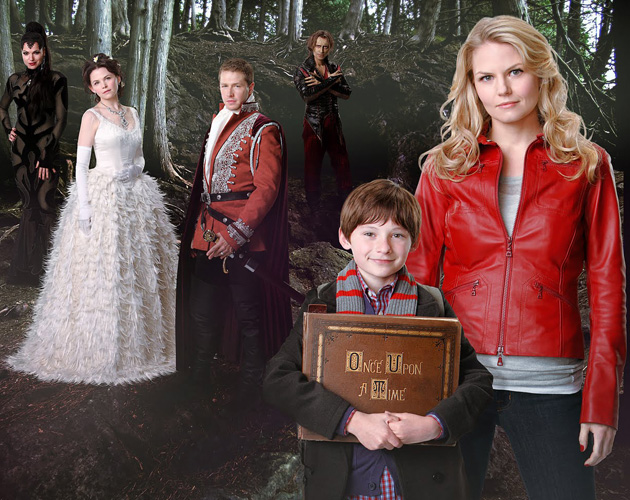"""Once Upon A Time"", ""Happy Endings"" y ""Last Man Standing"" tendrán temporada completa"