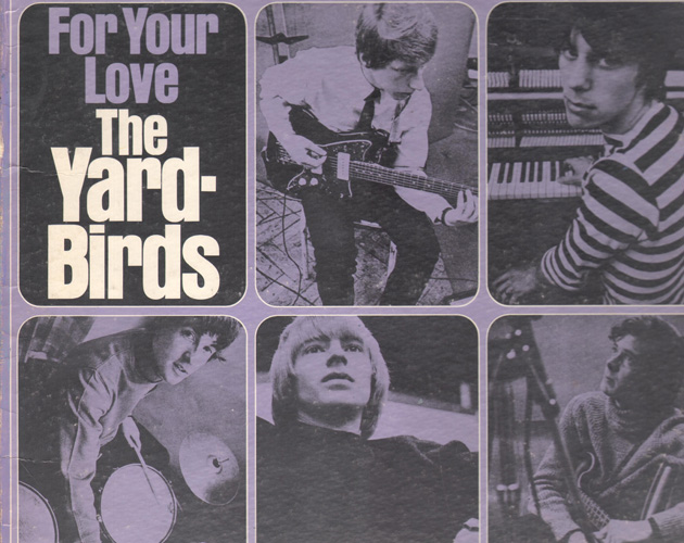 Now listening: 'For your love' de The Yardbirds