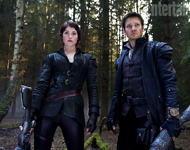 "Primera imagen de los malotes de ""Hansel and Gretel: Witch Hunters"""