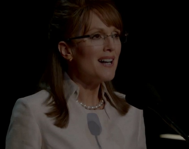 Trailer de Game Change: ya puedes ver a Julianne Moore como Sarah Palin