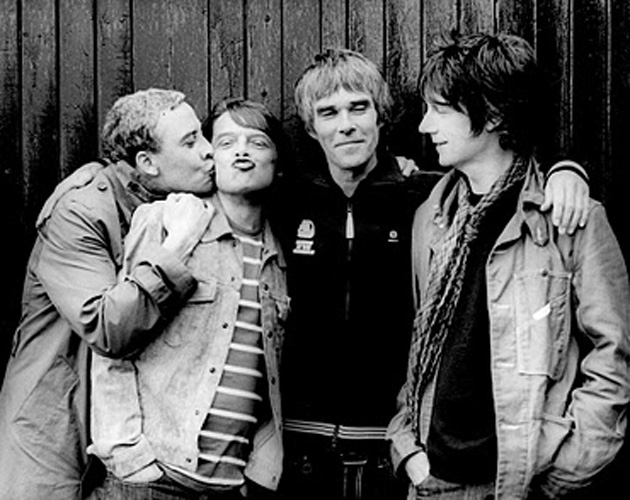 The Stone Roses confirmados para el Optimus Alive
