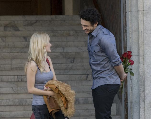 James Franco, Ashley Hinshaw y el mundo del porno en el primer trailer de 'Cherry'