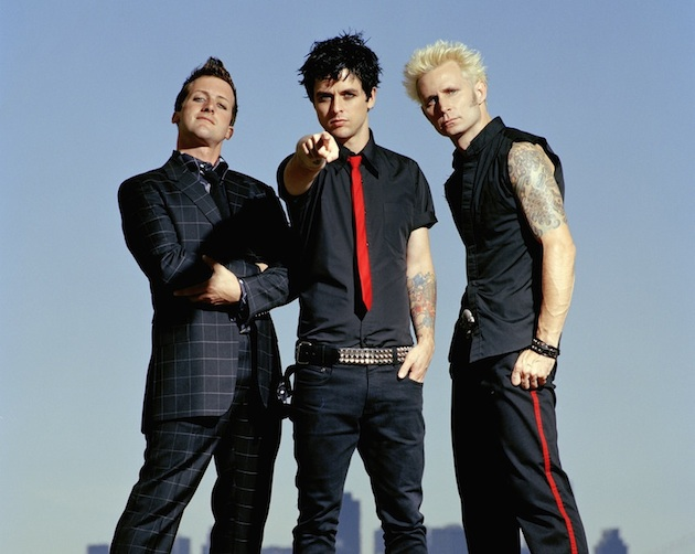 Green Day confirman su vuelta al estudio