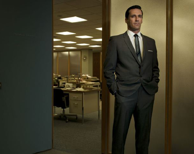Teaser de promoción de la quinta temporada de Mad Men. Don is back