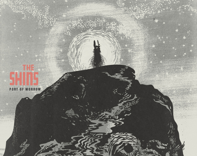 Nueva canción de The Shins: 'The Rifle's Spiral'