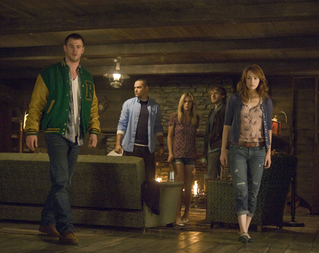 Nuevo trailer de 'The Cabin In The Woods'