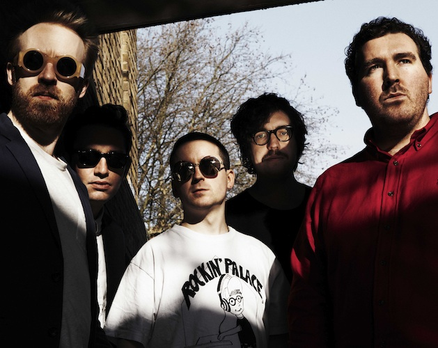 Hot Chip anuncian nuevo disco: 'In our heads'
