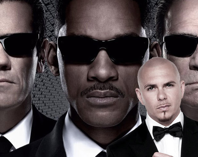 La canción de Pitbull para 'Men in Black 3' es el horror