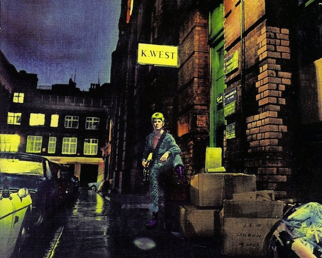 Se reedita el 'The Rise and Fall of Ziggy Stardust...' de David Bowie