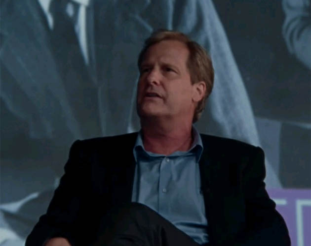 Trailer de 'The Newsroom', Aaron Sorkin vuelve a la televisión en HBO