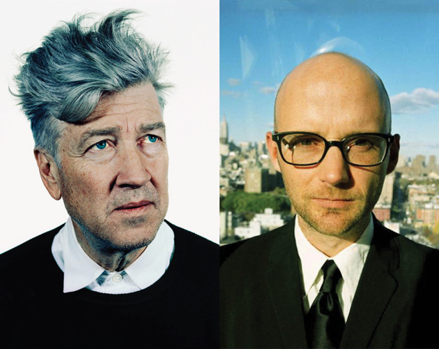 Moby hace un remix de David Lynch