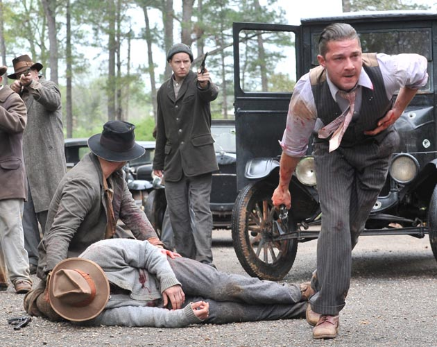 Shia LaBeouf y Tom Hardy en el primer trailer de 'Lawless'