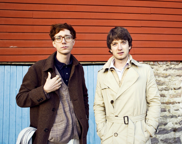 Kings of Convenience al Dcode Fest
