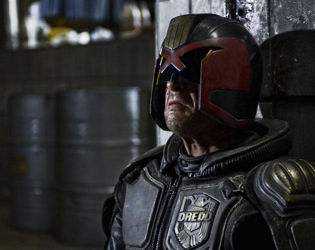 Nuevo póster de 'Dredd 3D': Judgement Is Coming