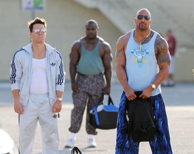 39 dolor y dinero 39 pain gain de michael bay 2013 mediavida for La roca film
