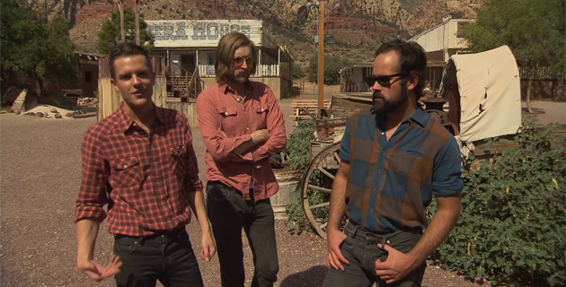 Ya puedes ver un mini documental sobre The Killers dirigido por Warner Herzog