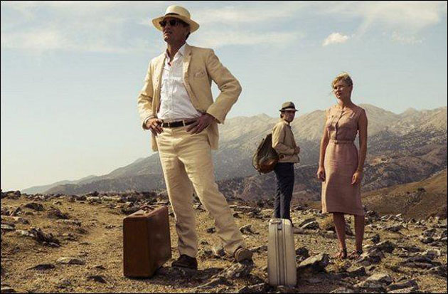 Primera imagen de 'The Two Faces Of January' con Viggo Mortensen y Kirsten Dunst