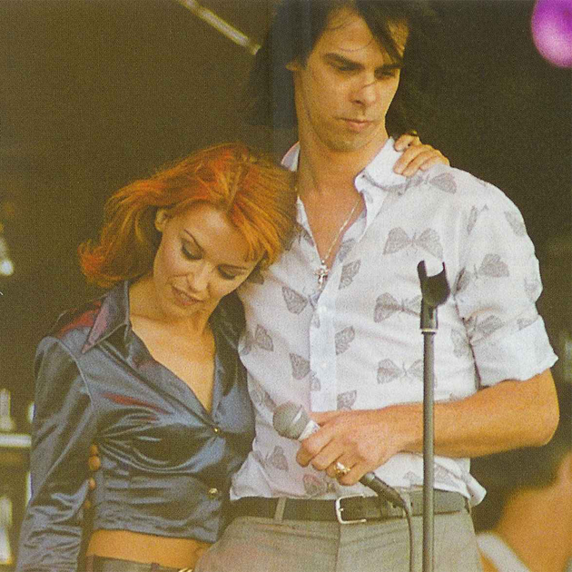 Nick Cave y Kylie Minogue vuelven a grabar Where the Wild Roses Grow