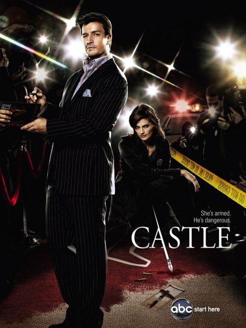 Primera promo de la cuarta temporada de Castle | Cultture