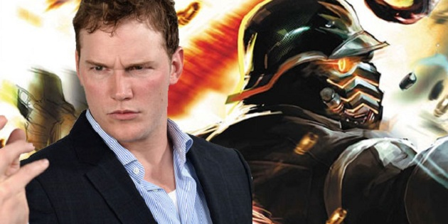 chris pratt guardianes de la galaxia