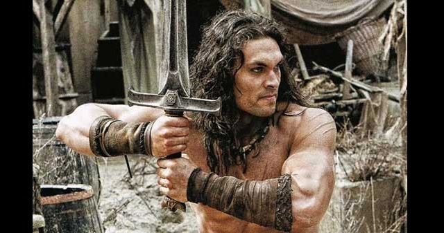 Jason Momoa en 'Batman Vs. Superman'