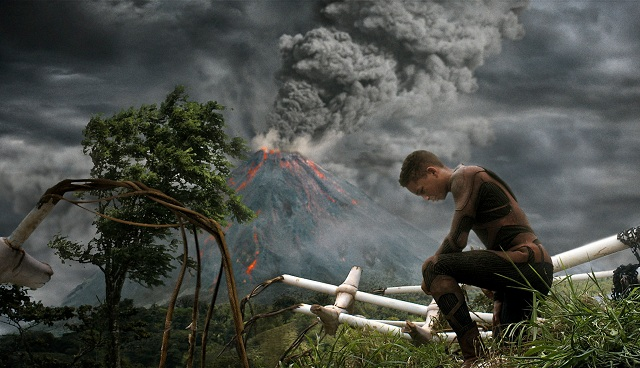 Trailer definitivo de 'After Earth', al fin del mundo con la familia Smith