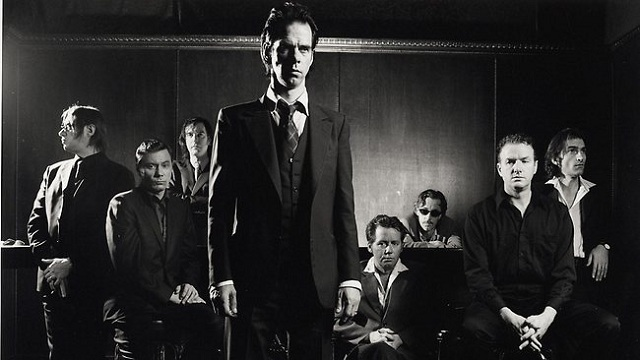 'Animal X' la nueva canción de Nick Cave and The Band Seeds