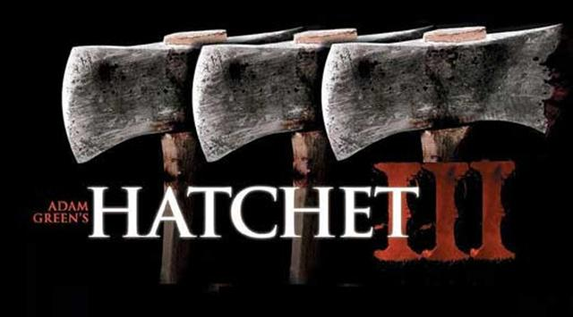 Horror, vísceras y gore en el trailer de Hatchet 3
