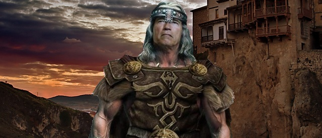 'The Legend of Conan' y 'Terminator 5', confirmadas por Arnold Schwarzenegger