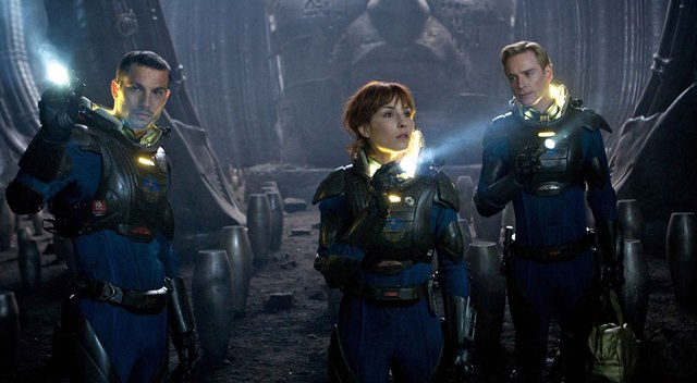 Ridley Scott no dirigirá 'Prometheus 2'